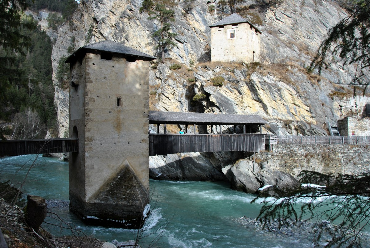 Zdjęcia: Nauders, Tyrol, Finstermunz, AUSTRIA