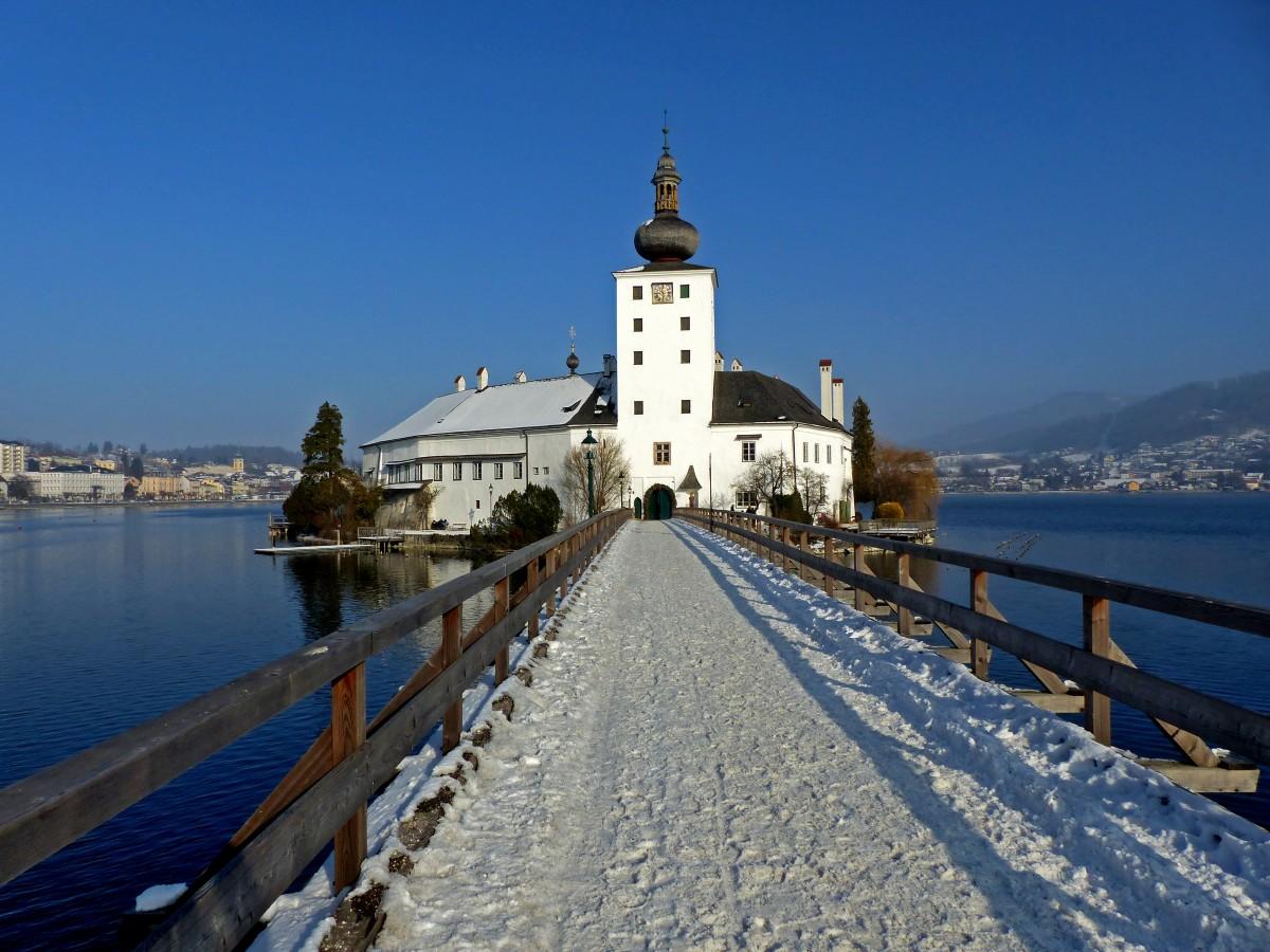 Zdjęcia: Gmunden, x, Zamek Ort, AUSTRIA