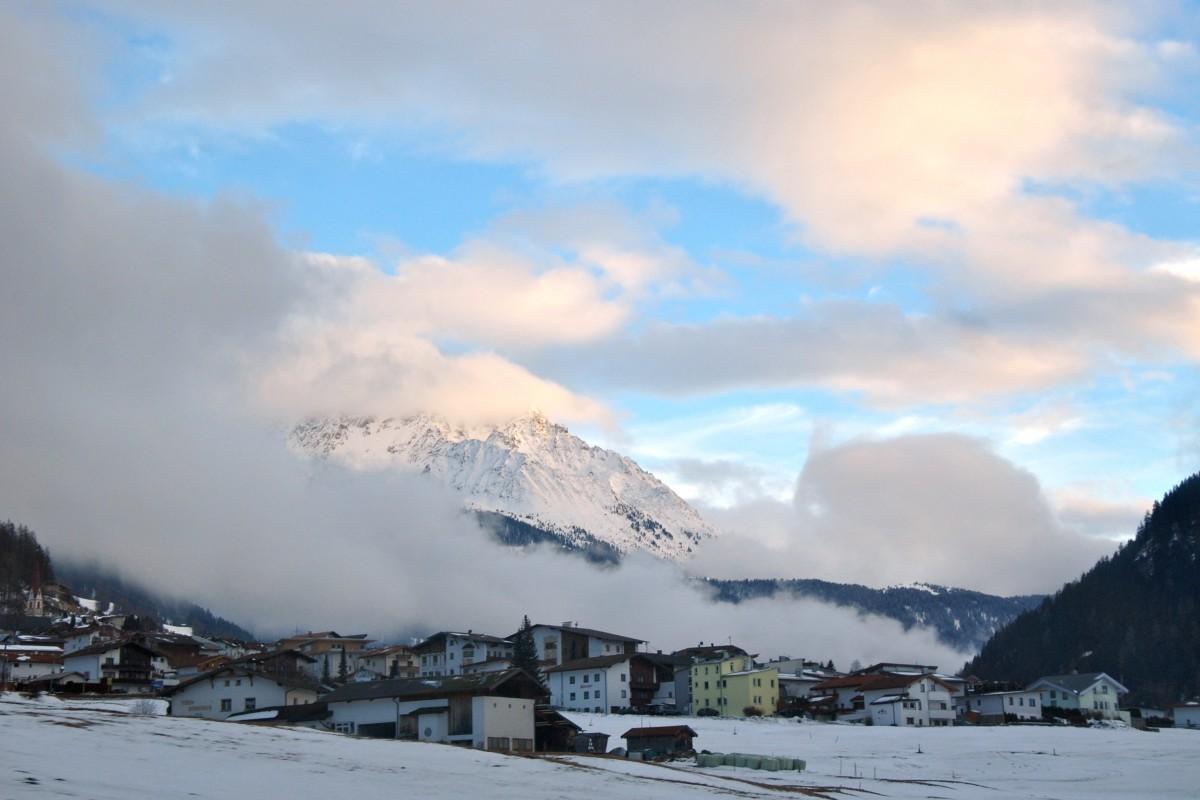 Zdjęcia: Alpy Tyrolskie, Tyrol, Tyrol, AUSTRIA