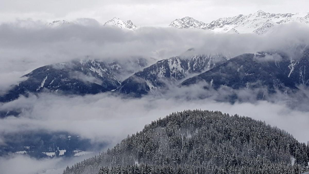 Zdjęcia: okolice Fiss, Tyrol, Alpy Tyrol, AUSTRIA