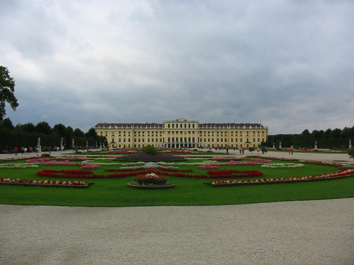 Zdjęcia: Schonbrunn, Wiedeń, Pałac Wiedeński, AUSTRIA