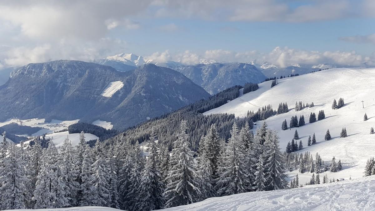 Zdjęcia: Tyrol, alpy kitzbuhelskie, AUSTRIA