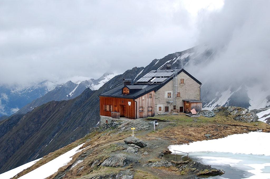 Zdjęcia: Sudetendeutsche Hütte, Osttirol, Sudetendeutsche Hütte, AUSTRIA
