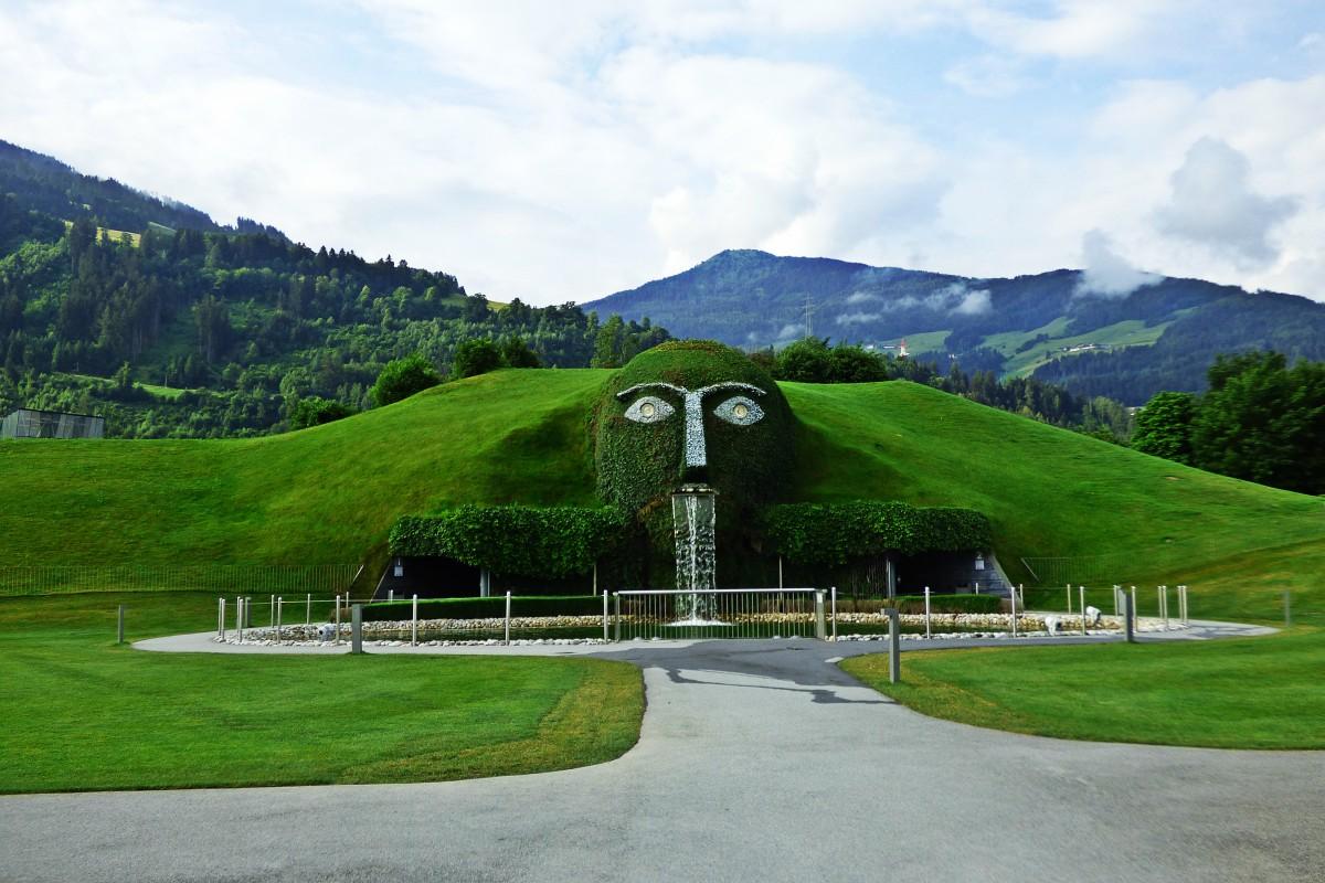 Zdjęcia: Swarovski Kristallwelten, Tyrol, Austriacka wyprawa, AUSTRIA