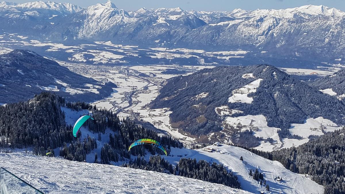Zdjęcia: Tyrol, SkiWelt, AUSTRIA