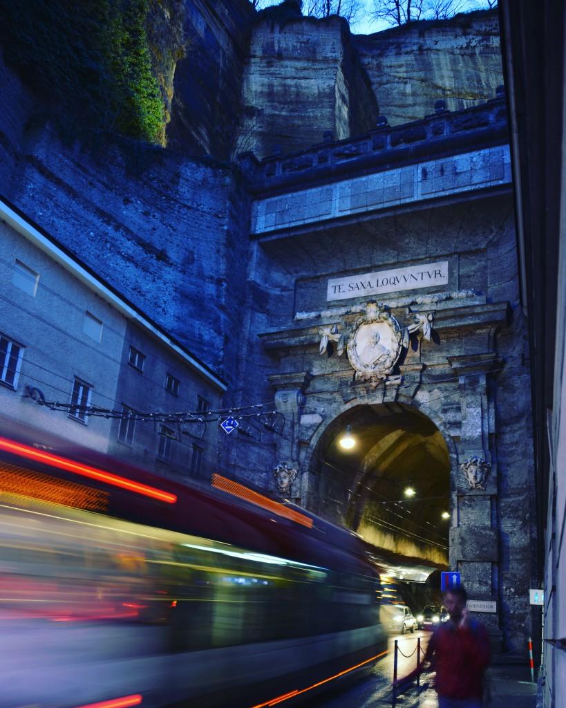 Zdjęcia: Salzburg, Salzburg , Tunel w Salzburgu , AUSTRIA