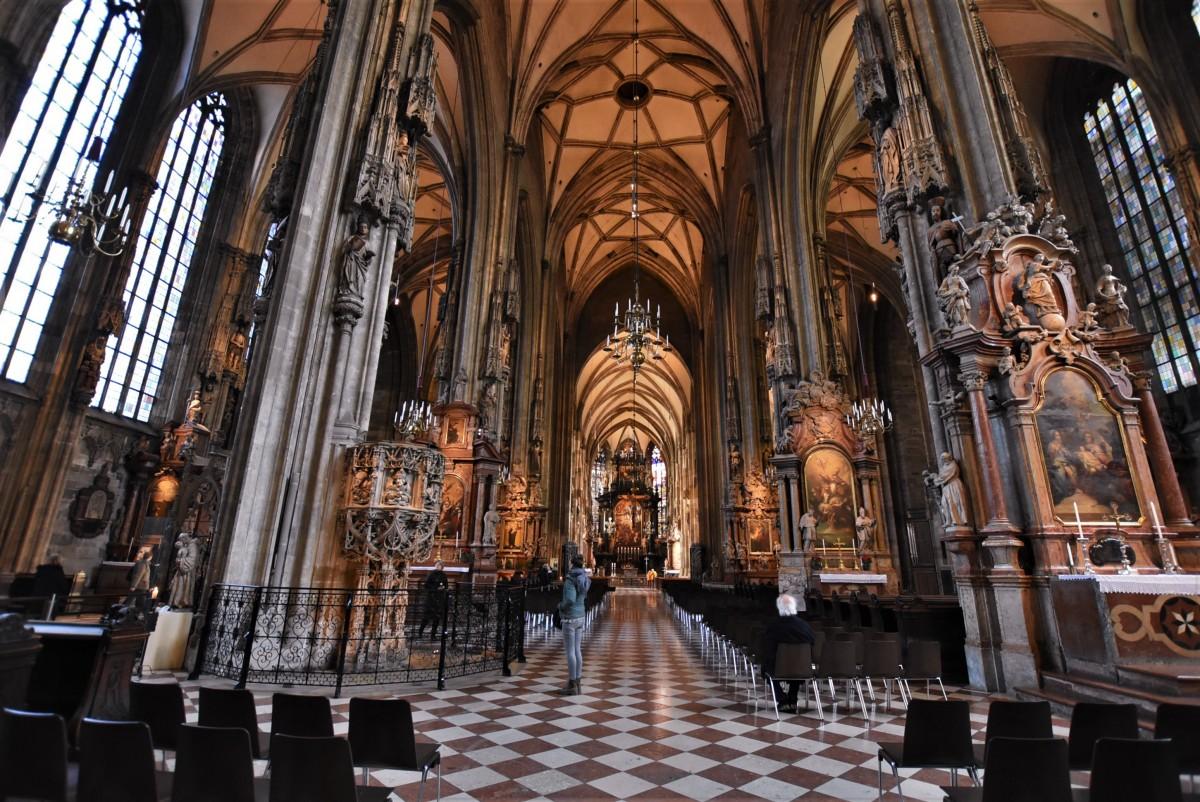 Zdjęcia: Wiedeń, Stolica, Katedra św. Szczepana/ Stefana, AUSTRIA