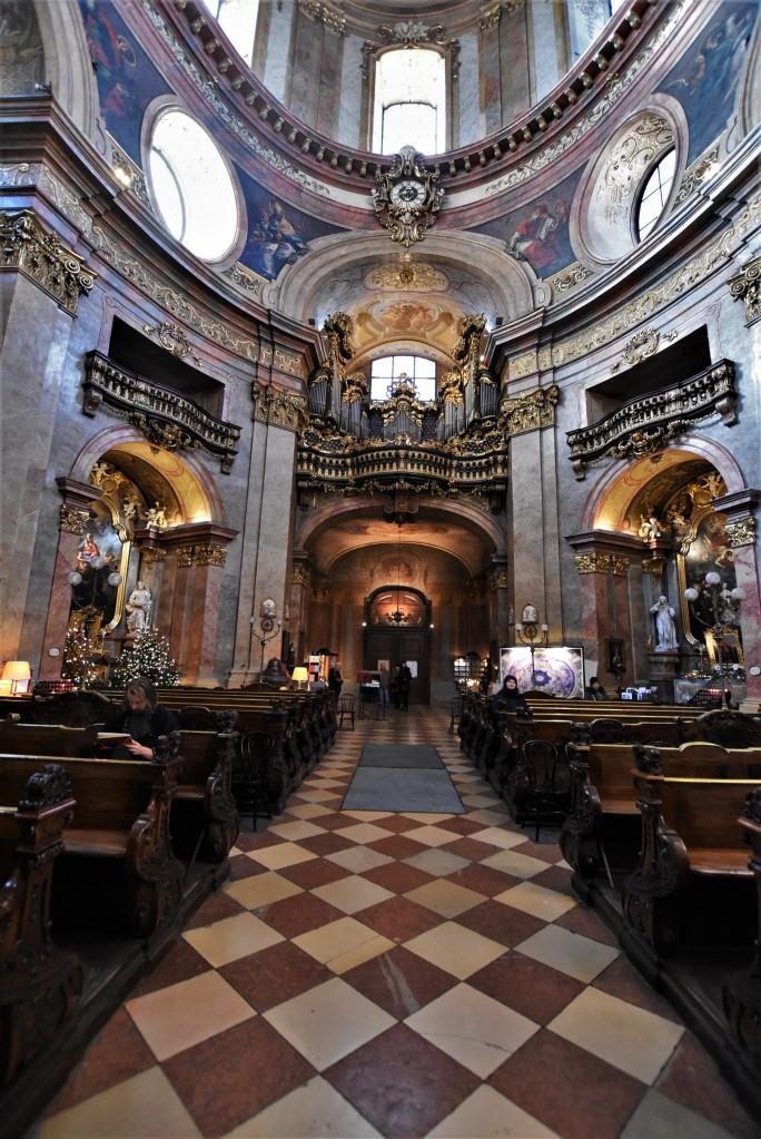 Zdjęcia: Wiedeń, Stolica, Kościół św. Piotra w Wiedniu, AUSTRIA