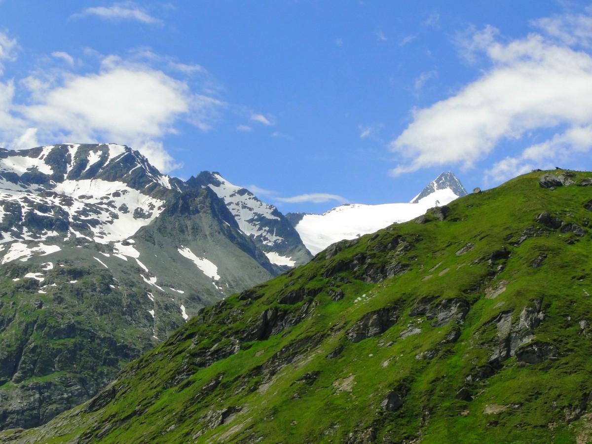 Zdjęcia: Wysokie Taury, Karyntia, Alpejskie widoki., AUSTRIA