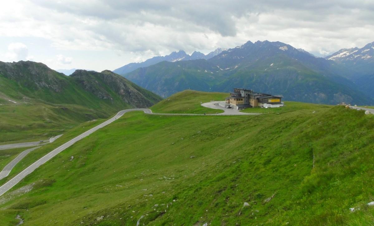 Zdjęcia: Grossglockner Hochalpenstrasse, Wysokie Taury, Alpejskie klimaty, AUSTRIA