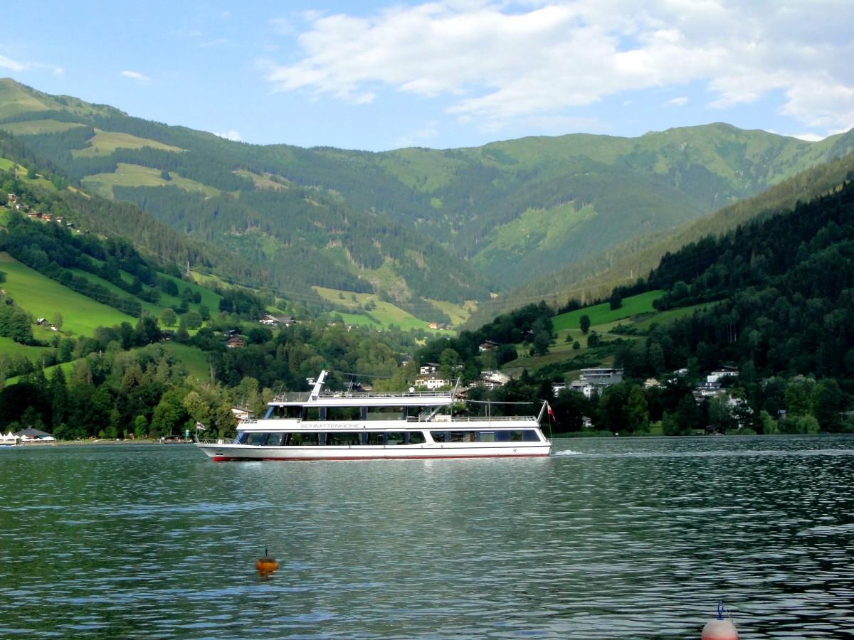 Zdjęcia: Zell am See, Kraj Salzburski, Lato w Austrii, AUSTRIA