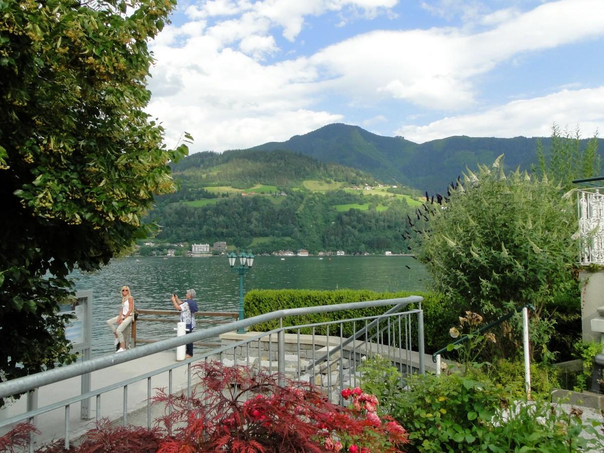 Zdjęcia: Zell am See, Kraj Salzburski, Lato w Alpach, AUSTRIA