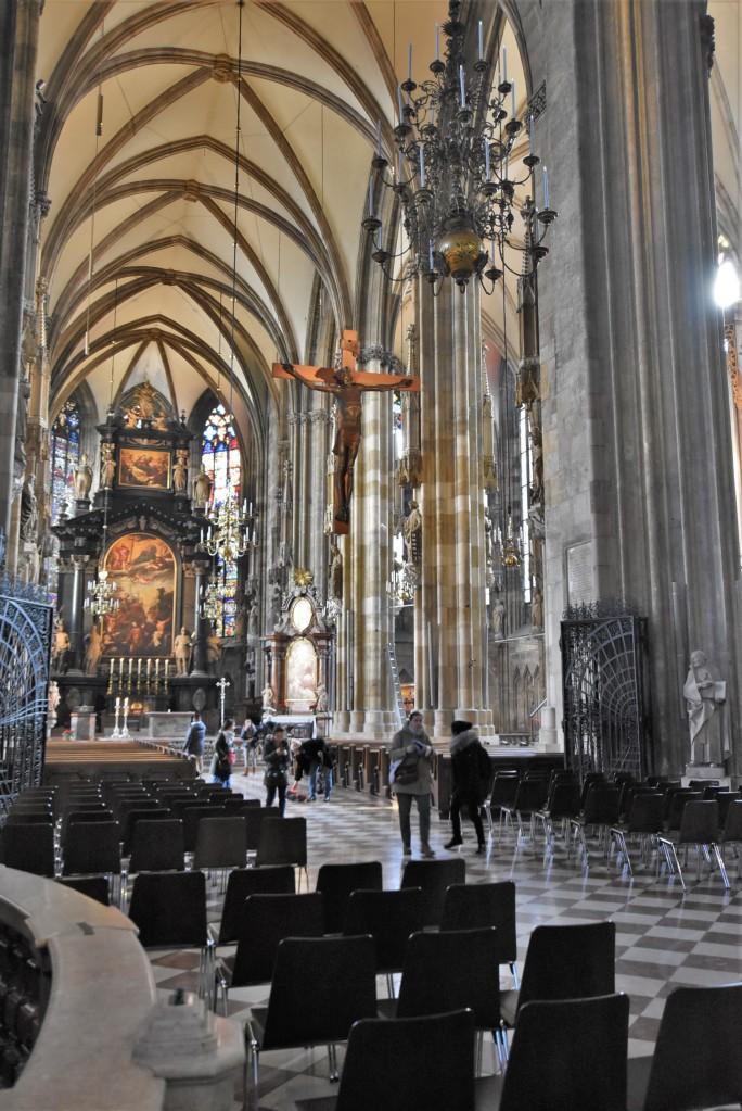 Zdjęcia: Wiedeń, Stolica, Wiedeń, katedra św. Stefana, AUSTRIA