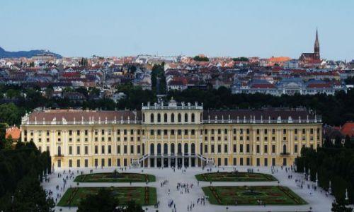 Zdjecie AUSTRIA / Wiedeń / Wiedeń / Pałac Schonbrun