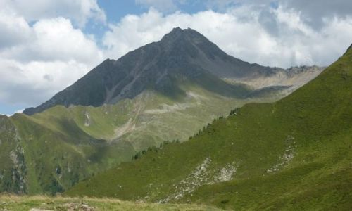 AUSTRIA / Zillertaler Alpen / Ahornspitze(2973m) / Alpy