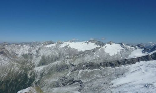 AUSTRIA / Zillertaler Alpen / Alpy / Alpy -widoki