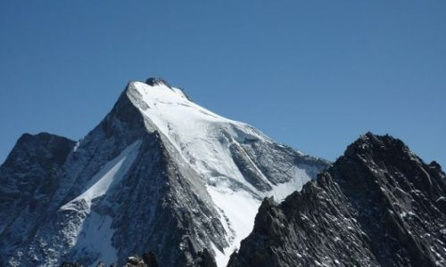 Zdjecie AUSTRIA / Zillertaler Alpen / Wielki Moseler / Alpy -widoki