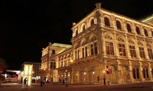 Zdjęcie AUSTRIA / - / Wiedeń / Opera Wiedeńska