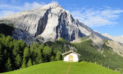 Zdjecie AUSTRIA / - / alpy / kaplica