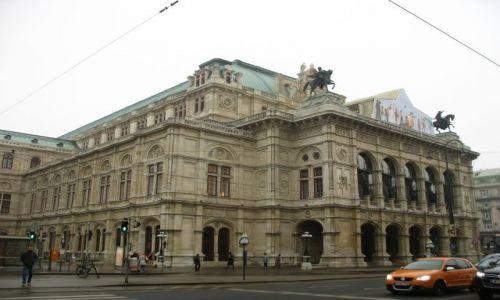 AUSTRIA / - / Wiedeń / opera wiedeńska