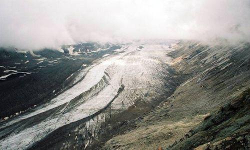 Zdjęcie AUSTRIA / Karyntia, Tyrol Wschodni / Lodowiec Pasterze / Lodowiec latem