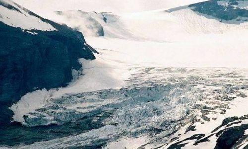 Zdjęcie AUSTRIA / Karyntia, Tyrol Wschodni / Hochalpenstrasse / Coś się obsunęło