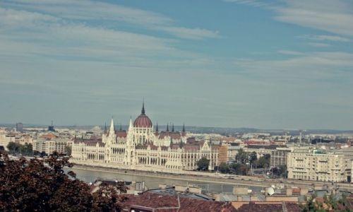 Zdjecie AUSTRIA / Węgry / Miasto / Panorama