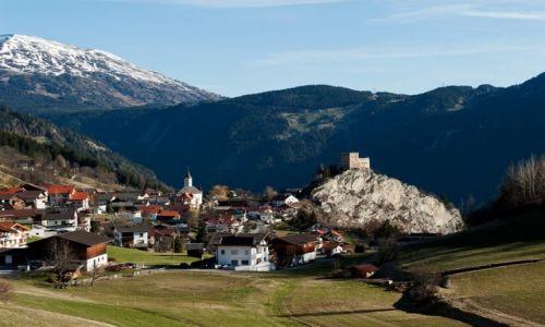 AUSTRIA / Tyrol / Ladis / sielsko