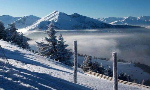 Zdjecie AUSTRIA / Wysokie Taury / Bad Hofgastein / Sniezne pejzaze