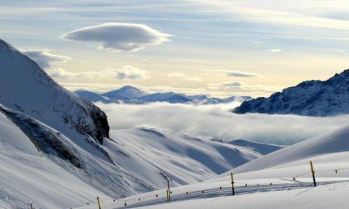 Zdjecie AUSTRIA / Zell am Ziller / Kaltenbach / Bialy horyzont