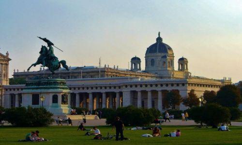 Zdjęcie AUSTRIA / Stolica / Wiedeń / Wiedeń, pałac Hofburg