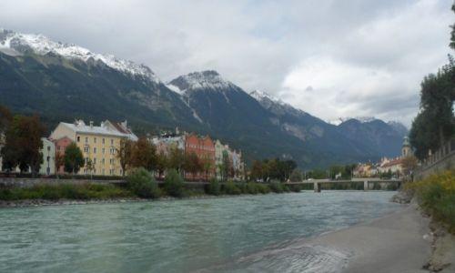 AUSTRIA / Tyrol / Innsbruck / Uroki Austrii