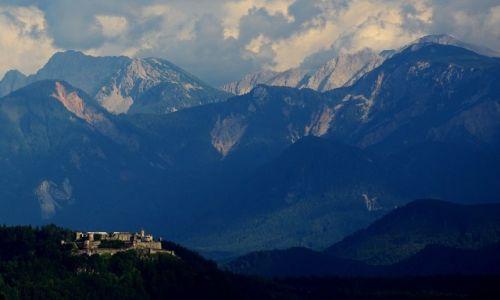 Zdjecie AUSTRIA / Okolice Villach / Okolice Villach / W drodze do Toskanii-okolice Villach