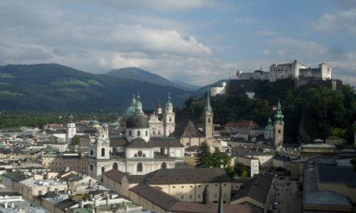 Zdjecie AUSTRIA / Tyrol / Salzburg / Twierdza Hohensalzburg