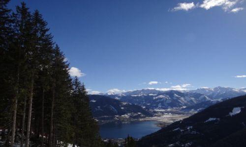 Zdjecie AUSTRIA / Zell em zee / Zel em see /  Austria zimą