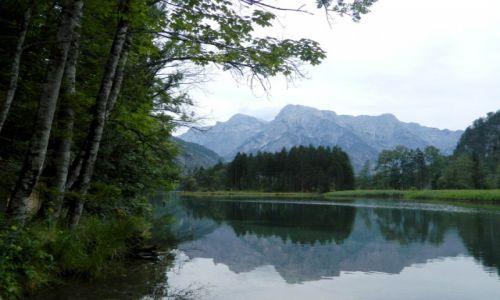 Zdjecie AUSTRIA / GRUNAU IM ALMTAL / ALMSEE / PIĘKNO PRZYRODY