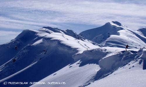 Zdjecie AUSTRIA / Alpy Tyrolskie / okolice Insbruka / Zimowe Alpy 2