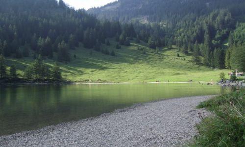Zdjecie AUSTRIA / Tyrol / Tannheim / Vilsalpsee