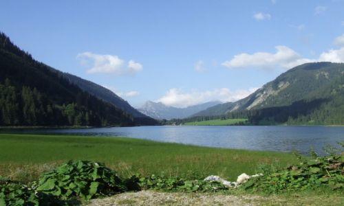 AUSTRIA / Tyrol / Tannheim / Wokół Vilsalpsee