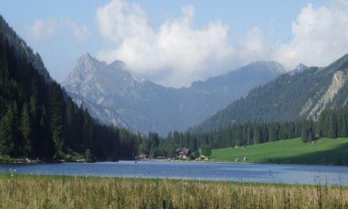 Zdjecie AUSTRIA / Tyrol / Vilsalpsee / Tyrolskie niebo