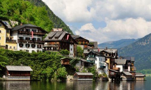Zdjecie AUSTRIA /  Górna Austria powiat Gmunden /  nad Jez. Halsztackim, / Hallstatt