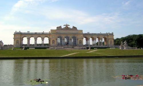 Zdjęcie AUSTRIA / Wiedeń / Schönbrunn / Glorieta