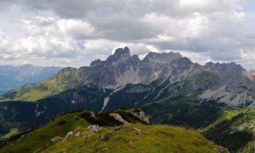 Zdjecie AUSTRIA / Alpy / Alpy / Bishofmutze