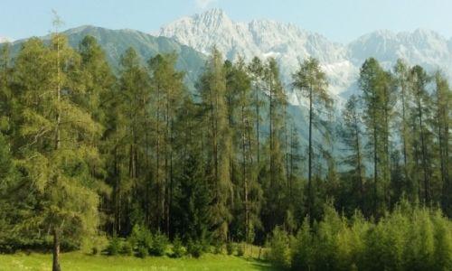 Zdjecie AUSTRIA / Tyrol / Przełęcz Alberga / Przełęcz Alberga