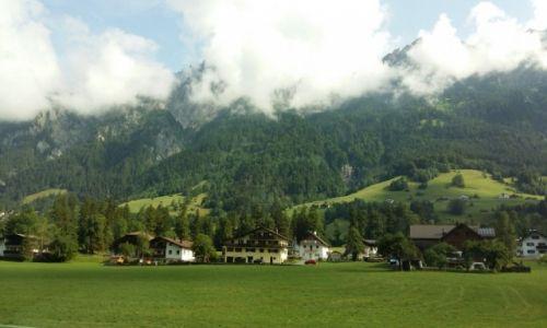 AUSTRIA / Tyrol / okolice przełęczy Alberga / Tyrol....
