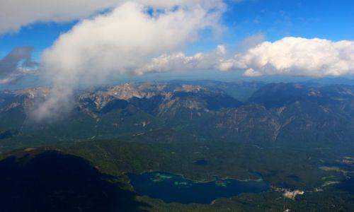 Zdjecie AUSTRIA / Alpy / Zugspitze / Zugspitze,