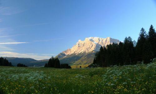 AUSTRIA / Tyrol / Biberwier / w Alpach