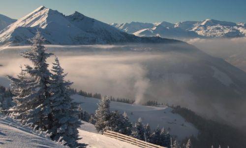 AUSTRIA / Alpy / Bad Hofgastein / Biale szalenstwo