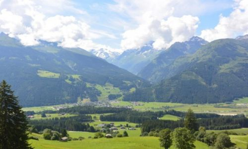 AUSTRIA / Alpy / Alpy / Góry