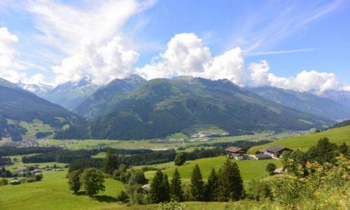 Zdjecie AUSTRIA / Alpy / Alpy / Góry